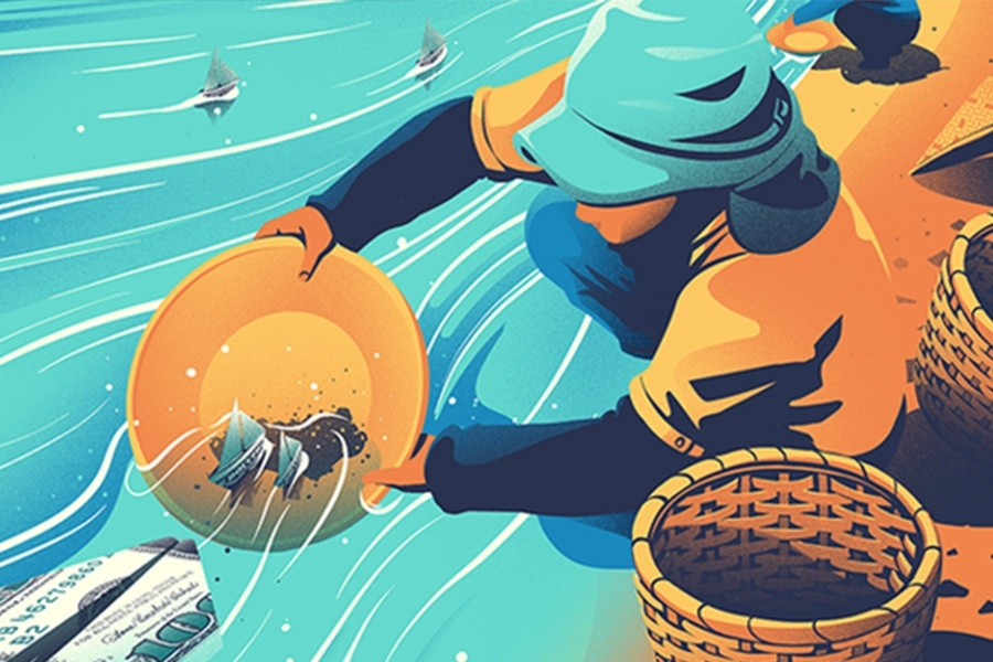 Dòng Tiền Đang Chảy Vào Việt Nam Và Các Nước Đông Nam Á Nhiều Chưa Từng Có
