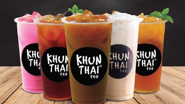 Khun Thai Tea Bổ Nhiệm Nhà Nhượng Quyền Độc Quyền Tại Indonesia