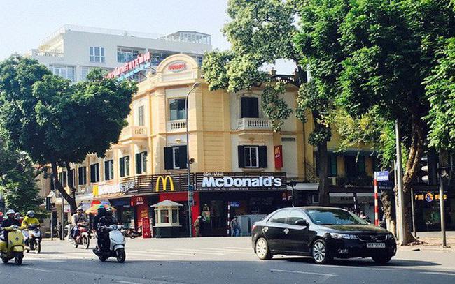 Mở một nhà hàng nhượng quyền McDonald's, KFC, Pizza Hut… phải bỏ ra bao nhiêu tiền?