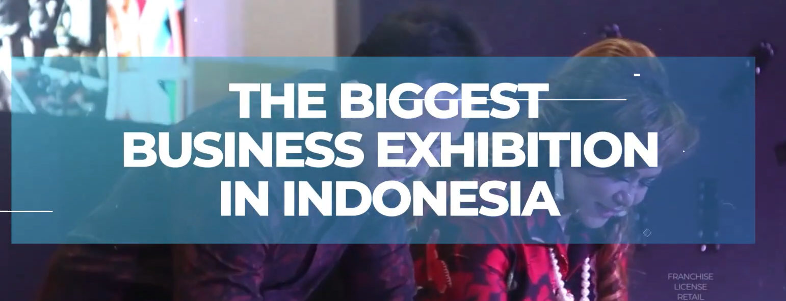 Franchise & License Expo Indonesia 2019
