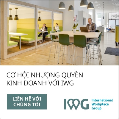 IWG - International Workplace Group