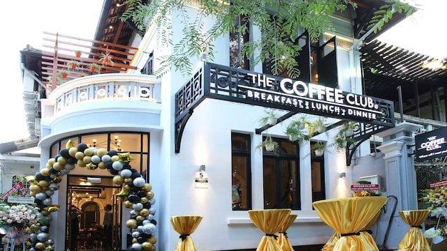 The Coffee Club Vietnam khai trương cửa hàng đầu tiên