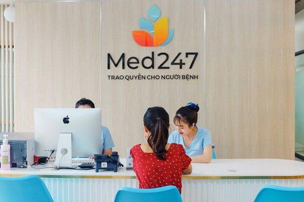 Chuỗi phòng khám Med247 gọi vốn thành công từ quỹ KK